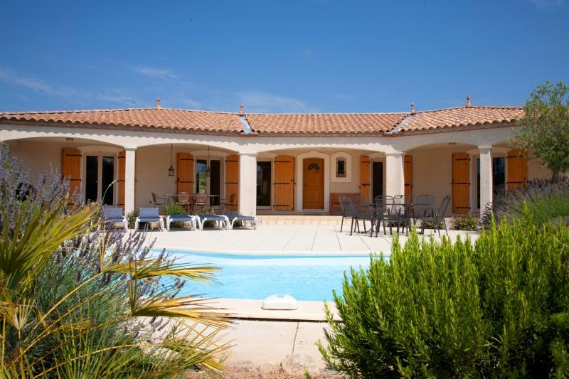 L 39 olivier villas de vacances aude languedoc roussillon - Vacances hawaii villa de luxe ultime ...
