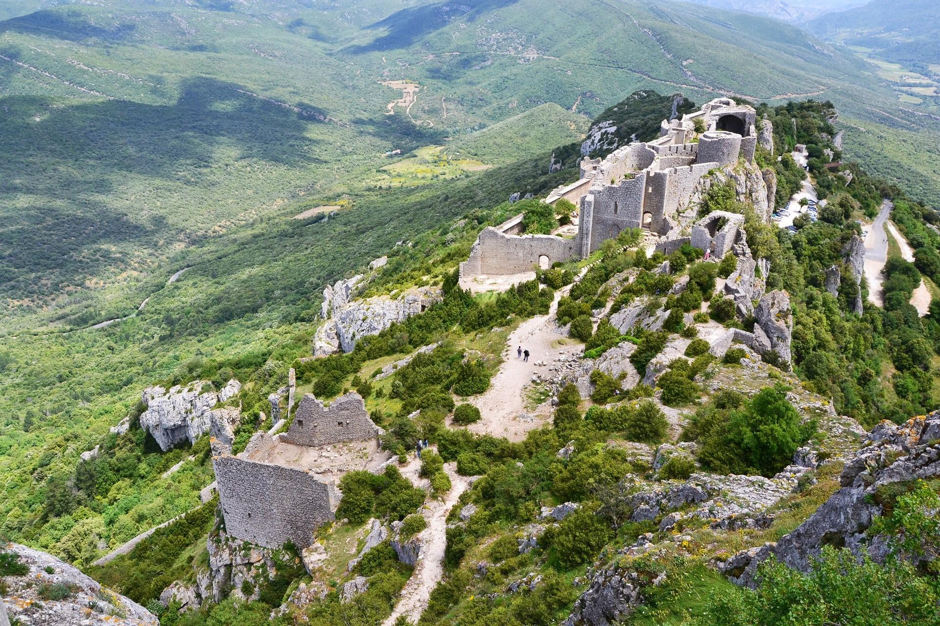 De mooiste monumenten en gebouwen in Occitanië