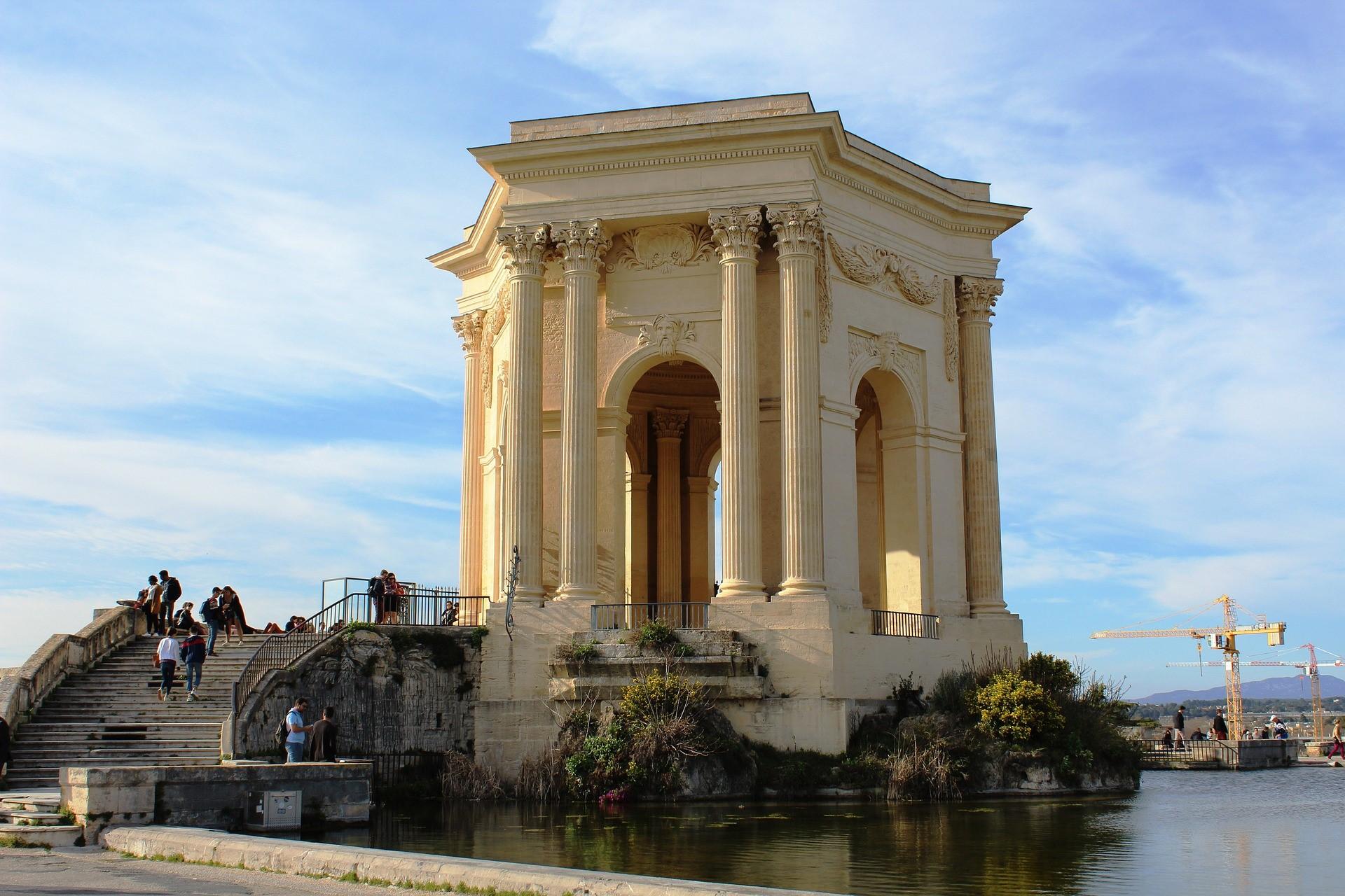 Montpellier stad