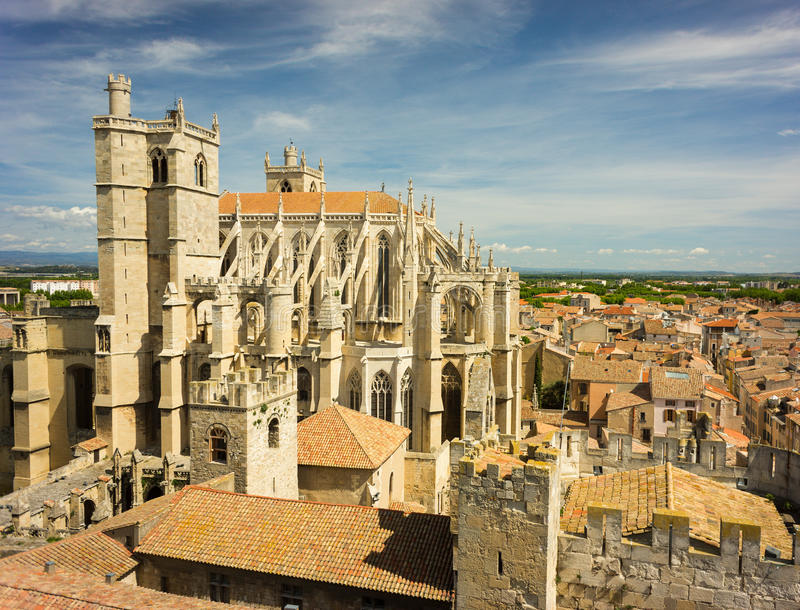 De Kathedraal Narbonne
