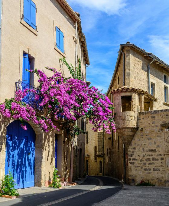 Pézenas, een charmant stadje tussen de wijngaarden