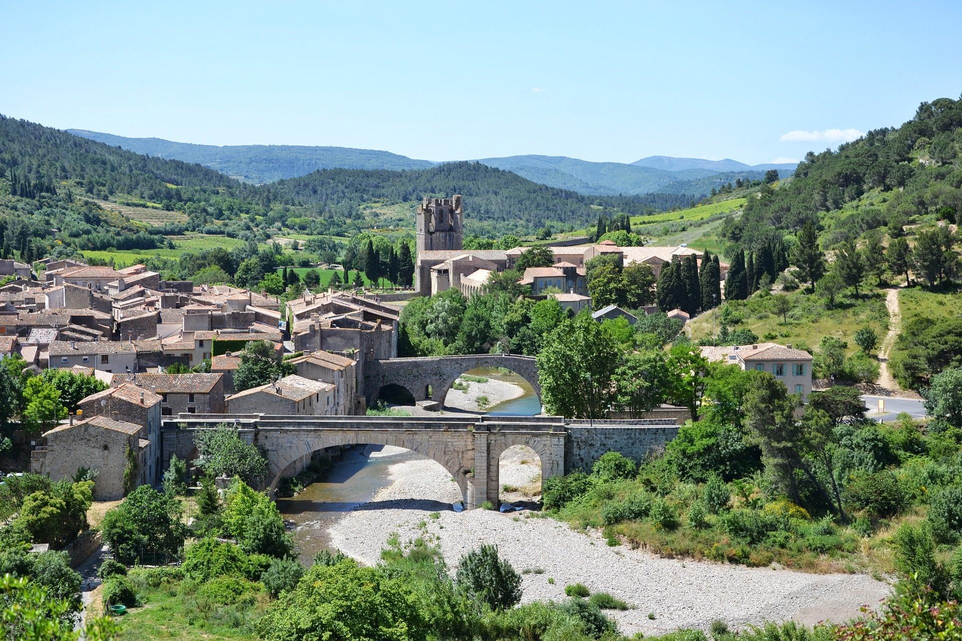 Lagrasse een van de mooiste dorpjes van Frankrijk