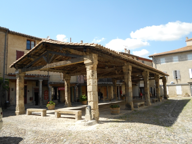 Markthal Lagrasse