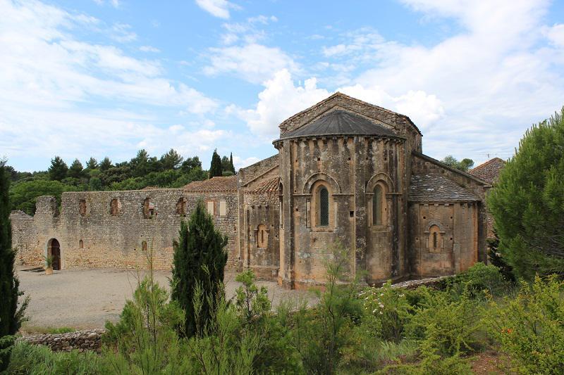 Saint Marie de Fontcaude Béziers
