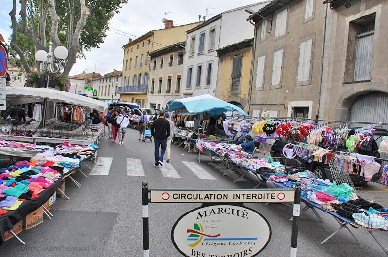 Markt Lézignan