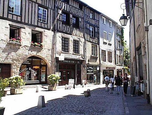 Overnachten in Limoges