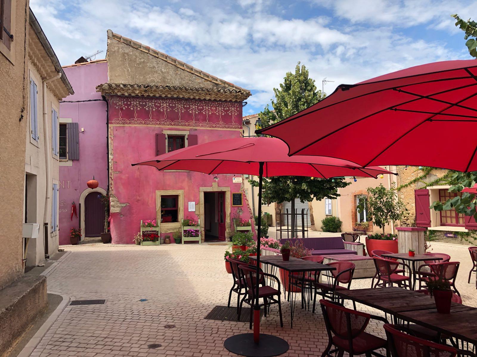 Assignan in Occitanië Languedoc Roussillon