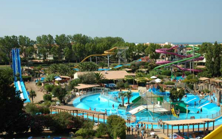 Aqualand in Cap d'Agde