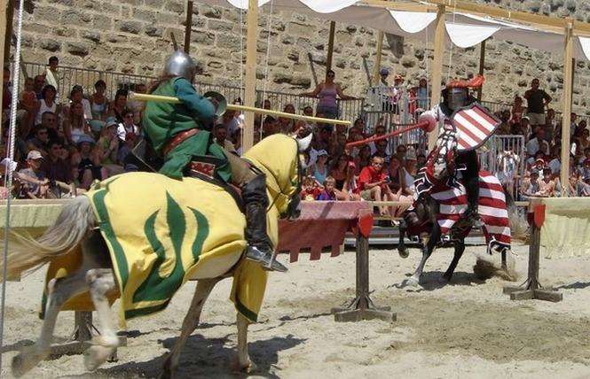Riddergevechten Carcassonne