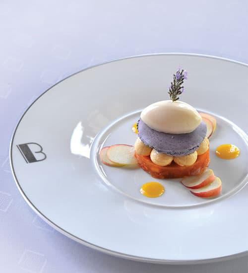 Restaurant Carcassonne La Barbacane