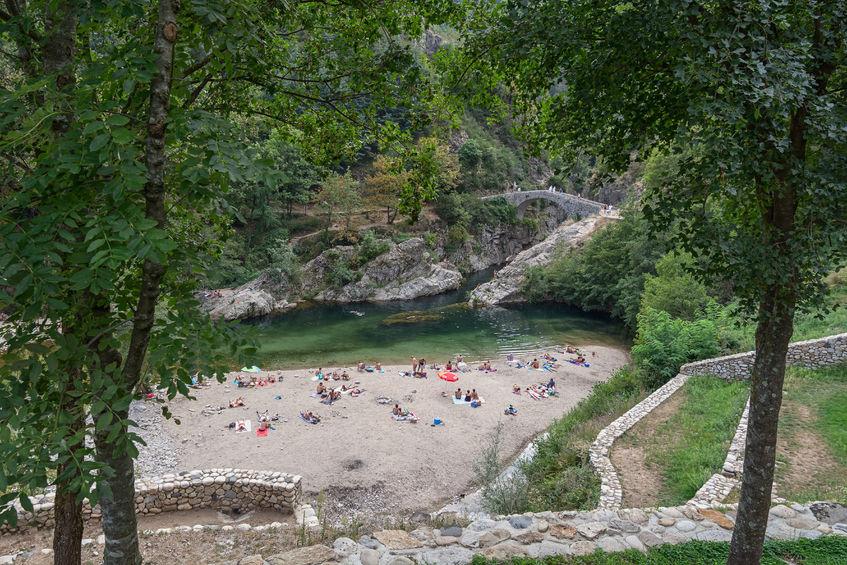 Mooiste zwemplekken in de Aude en Hérault