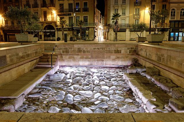 Via Domitia Narbonne