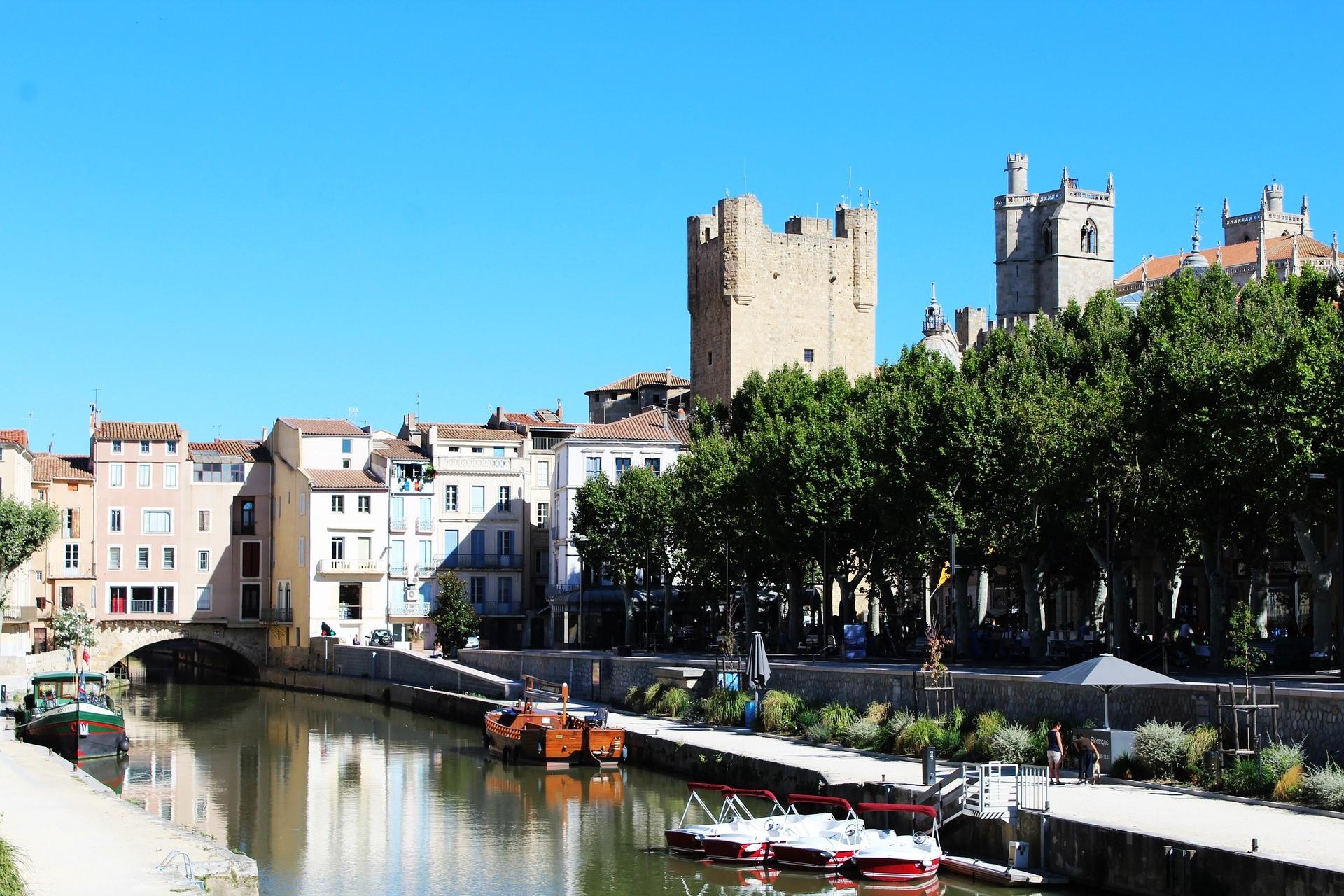 De hoogtepunten van Narbonne