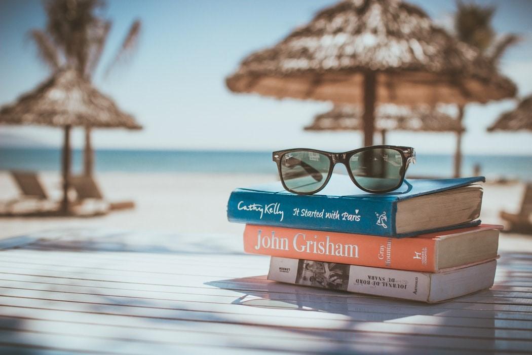 Leuke boeken voor de vakantie