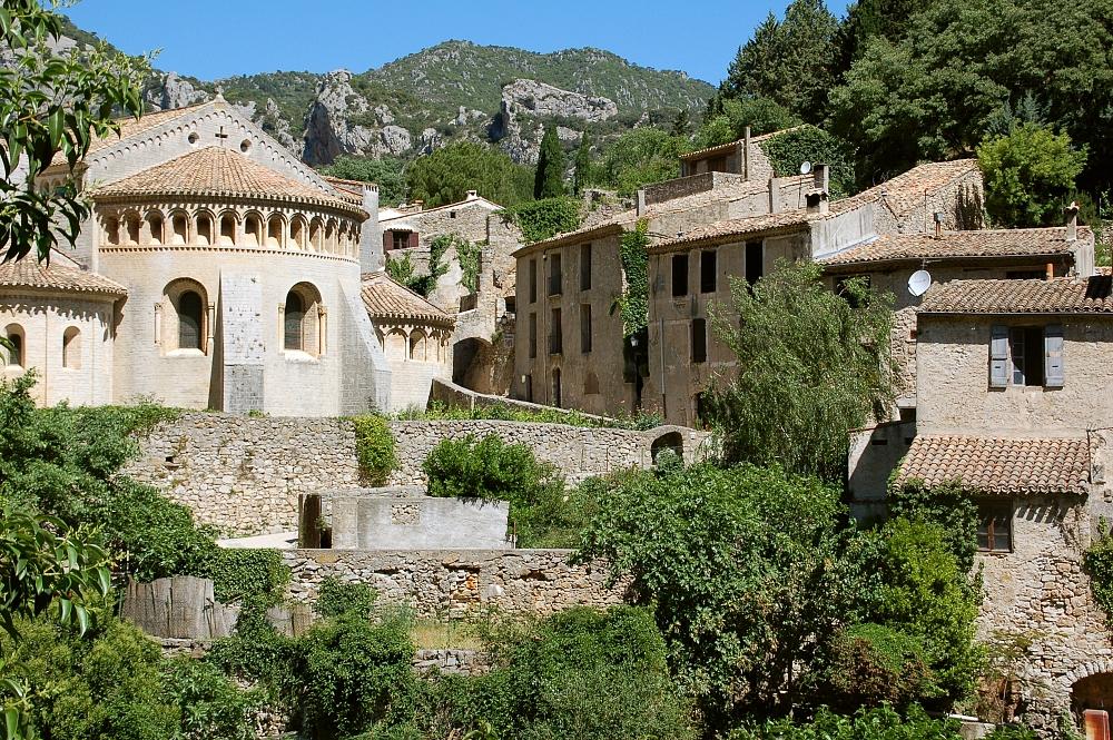Saint-Guilhem-le-Désert, een prachtig dorp in de Hérault