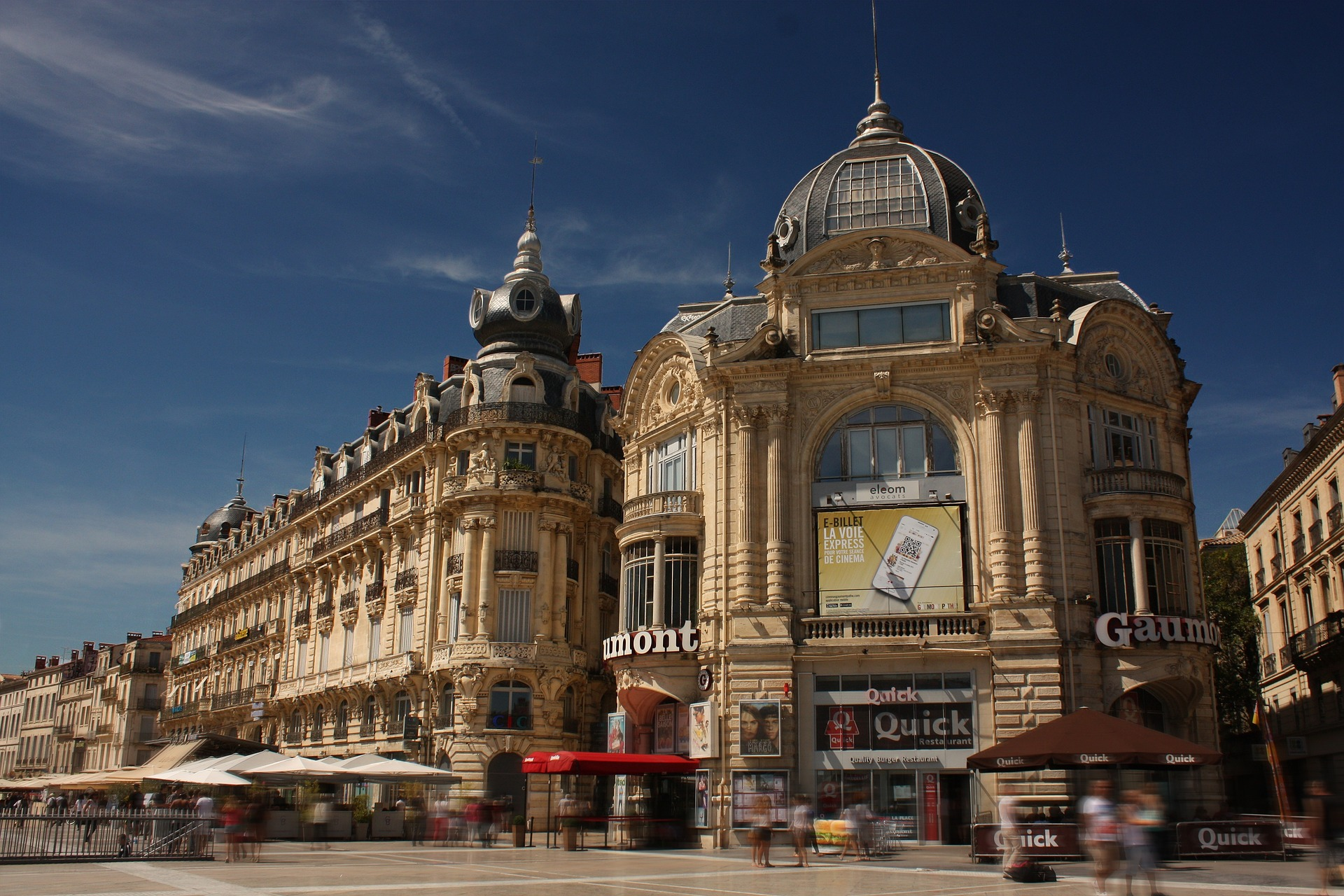Centrum Montpellier