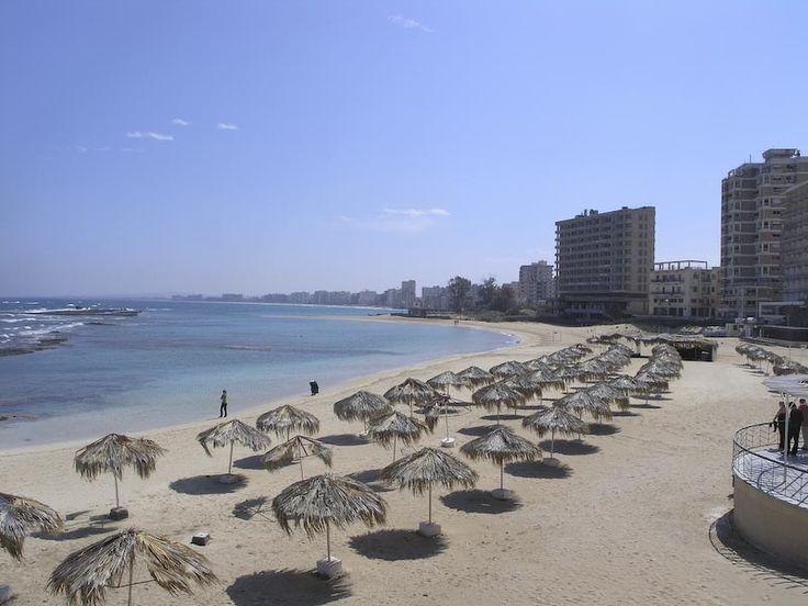 Spookstad Famagusta Cyprus