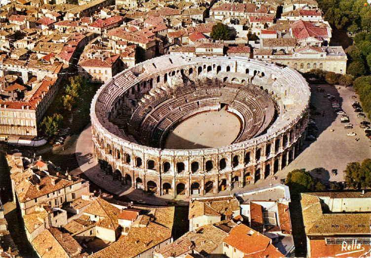 De arena van Nîmes